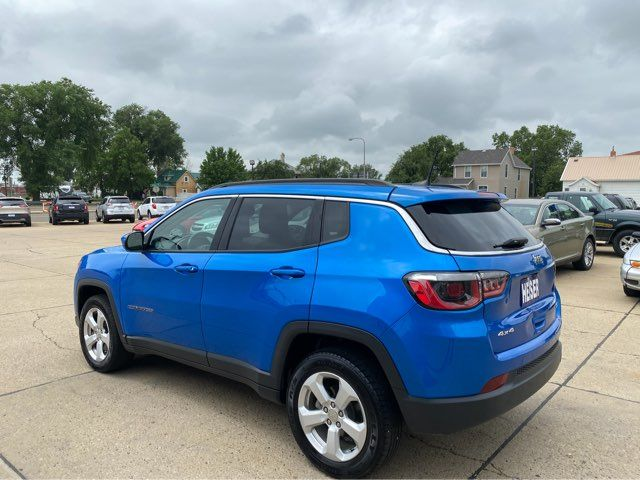 2017 Jeep New Compass Latitude in Dickinson, ND 58601