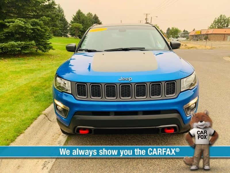 2017 Jeep New Compass Trailhawk  city MT  Bleskin Motor Company   in Great Falls, MT