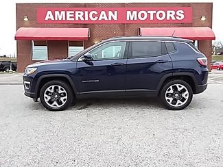 2017 Jeep New Compass Limited | Jackson, TN | American Motors in Jackson TN