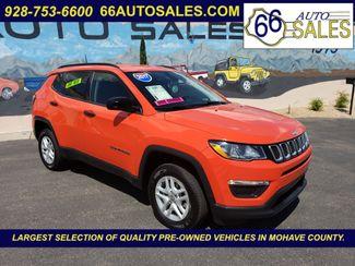 2017 Jeep New Compass Sport in Kingman, Arizona 86401