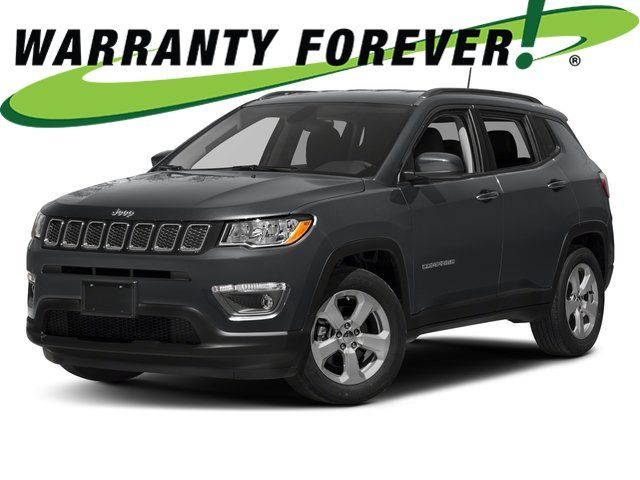 2017 Jeep New Compass Latitude in Marble Falls, TX 78654