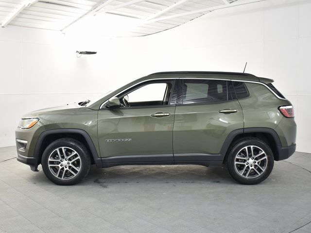 2017 Jeep New Compass Latitude in McKinney, TX 75070