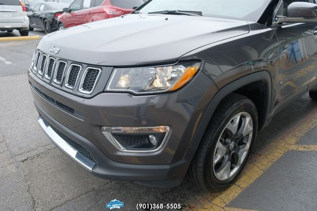 2017 Jeep New Compass Limited in Memphis, Tennessee 38115