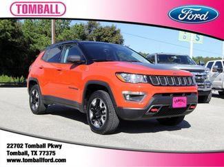 2017 Jeep New Compass Trailhawk in Tomball, TX 77375