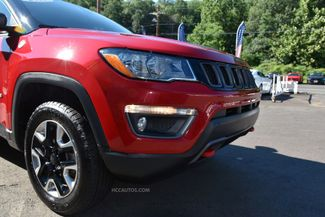 2017 Jeep New Compass Trailhawk Waterbury, Connecticut 10