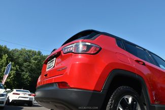 2017 Jeep New Compass Trailhawk Waterbury, Connecticut 11