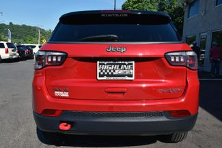 2017 Jeep New Compass Trailhawk Waterbury, Connecticut 12
