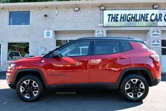 2017 Jeep New Compass Trailhawk Waterbury, Connecticut 4