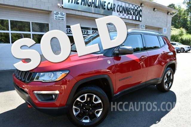 2017 Jeep New Compass Trailhawk Waterbury, Connecticut