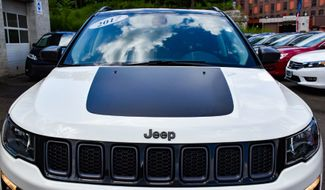 2017 Jeep New Compass Trailhawk Waterbury, Connecticut 1