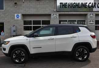 2017 Jeep New Compass Trailhawk Waterbury, Connecticut 5