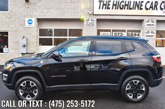 2017 Jeep New Compass Trailhawk Waterbury, Connecticut 3