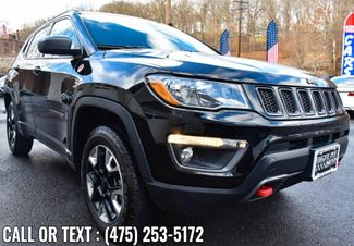 2017 Jeep New Compass Trailhawk Waterbury, Connecticut 8