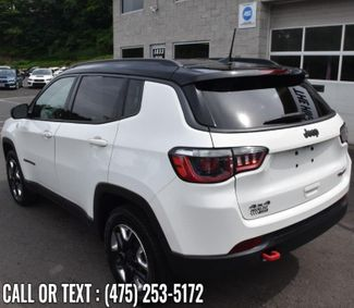 2017 Jeep New Compass Trailhawk Waterbury, Connecticut 2