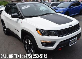 2017 Jeep New Compass Trailhawk Waterbury, Connecticut 6