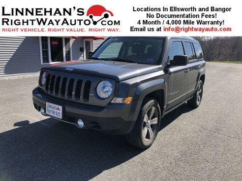 2017 Jeep Patriot High Altitude in Bangor