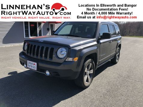 2017 Jeep Patriot High Altitude in Bangor