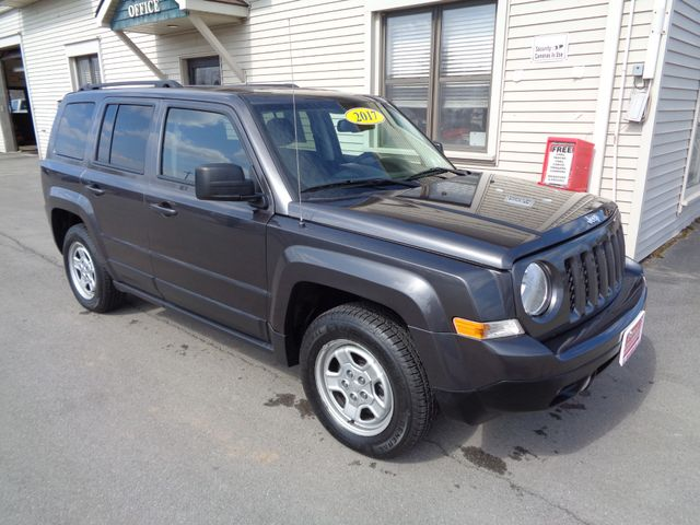 2017 Jeep Patriot Sport in Brockport, NY 14420
