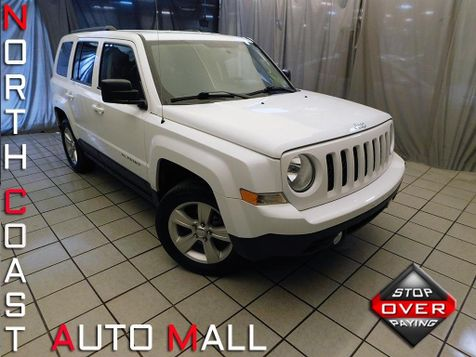 2017 Jeep Patriot Latitude in Cleveland, Ohio