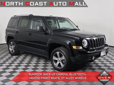 2017 Jeep Patriot High Altitude in Cleveland, Ohio