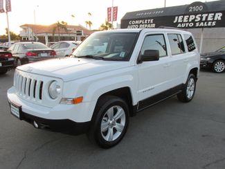 2017 Jeep Patriot Latitude 4X4 in Costa Mesa, California 92627