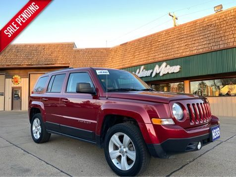 2017 Jeep Patriot Latitude in Dickinson, ND