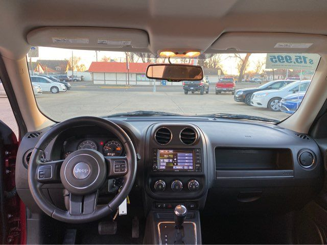 2017 Jeep Patriot Latitude in Dickinson, ND 58601