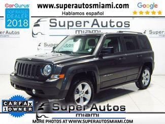 2017 Jeep Patriot Latitude in Doral, FL 33166