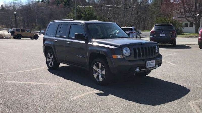 2017 Jeep Patriot High Altitude  in Bangor, ME