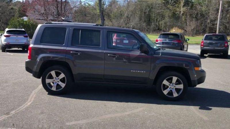 2017 Jeep Patriot High Altitude  in Bangor, ME