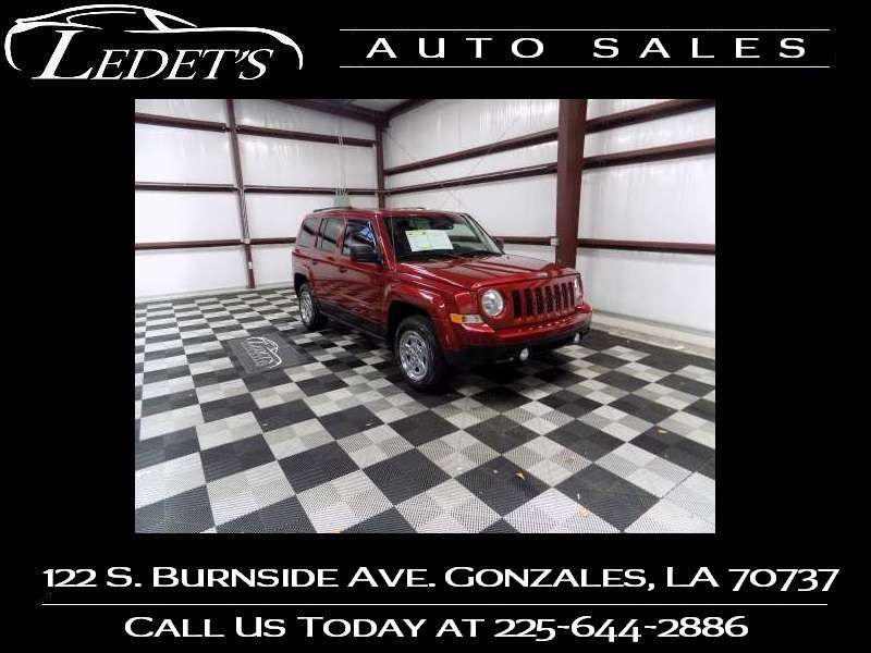 2017 Jeep Patriot Sport - Ledet's Auto Sales Gonzales_state_zip in Gonzales Louisiana