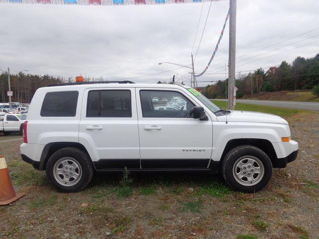 2017 Jeep Patriot Sport Hoosick Falls, New York 2
