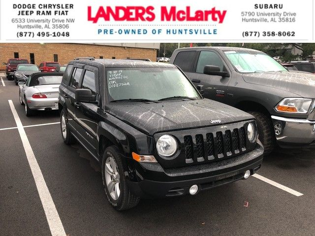 2017 Jeep Patriot in Huntsville Alabama