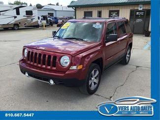 2017 Jeep Patriot High Altitude 4x4 in Lapeer, MI 48446