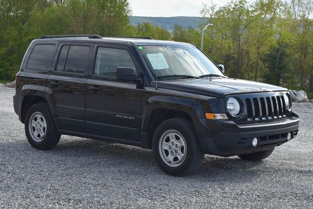 2017 Jeep Patriot Sport Naugatuck, Connecticut 6