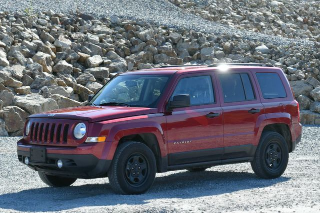 2017 Jeep Patriot Sport Naugatuck, Connecticut