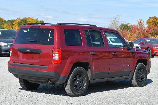2017 Jeep Patriot Sport Naugatuck, Connecticut 4