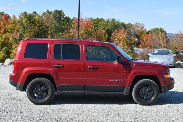 2017 Jeep Patriot Sport Naugatuck, Connecticut 5