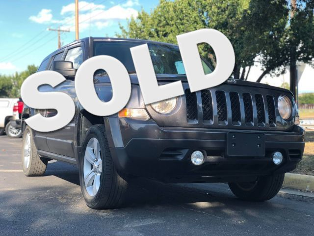 2017 Jeep Patriot Latitude in San Antonio TX, 78233