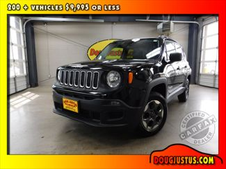 2017 Jeep Renegade Sport in Airport Motor Mile ( Metro Knoxville ), TN 37777