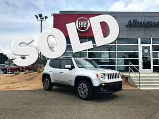 2017 Jeep Renegade Limited in Albuquerque New Mexico, 87109