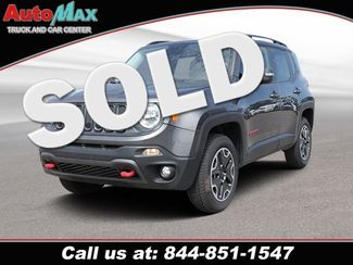 2017 Jeep Renegade Trailhawk in Albuquerque, New Mexico 87109