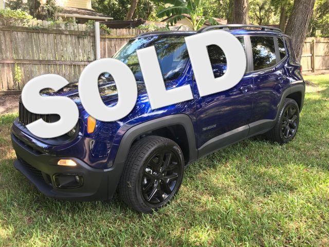2017 Jeep Renegade Altitude Amelia Island, FL