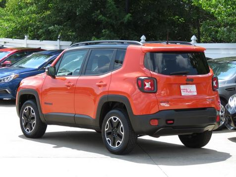 2017 Jeep Renegade Trailhawk 4WD Omaha Orange  'TRAIL RATED' in Ankeny, IA