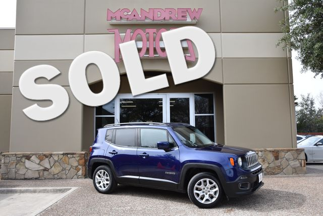 2017 Jeep Renegade Latitude Low Miles