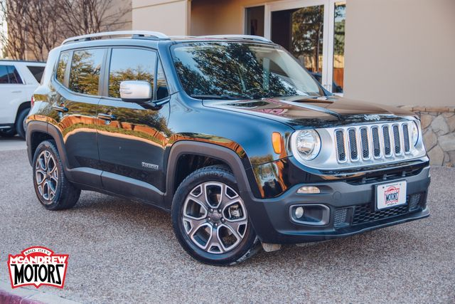 2017 Jeep Renegade Limited Edition