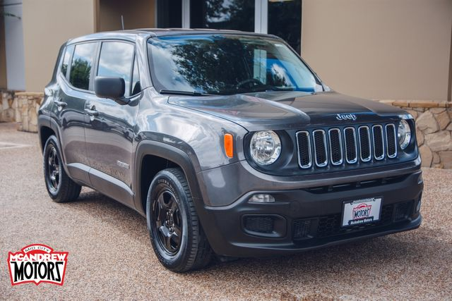 2017 Jeep Renegade Sport in Arlington, Texas 76013