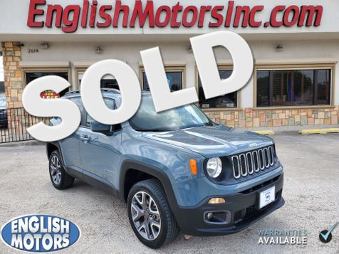 2017 Jeep Renegade Latitude in Brownsville, TX