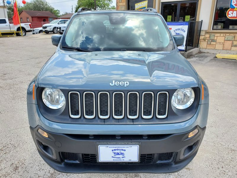 2017 Jeep Renegade Latitude  Brownsville TX  English Motors  in Brownsville, TX