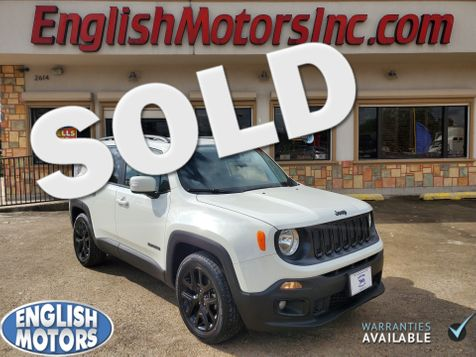 2017 Jeep Renegade Altitude in Brownsville, TX